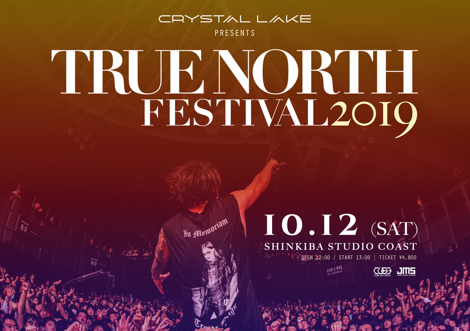 Crystal Lake TRUE NORTH FESTIVAL 2019