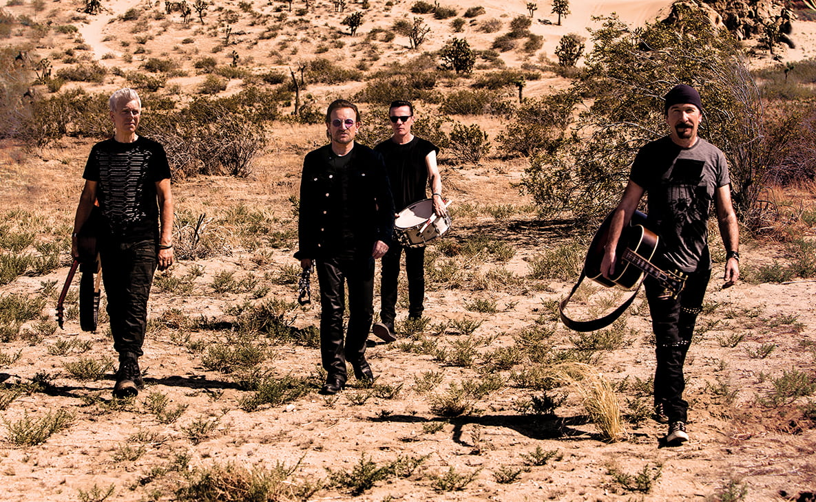 U2 THE JOSHUA TREE TOUR 2019