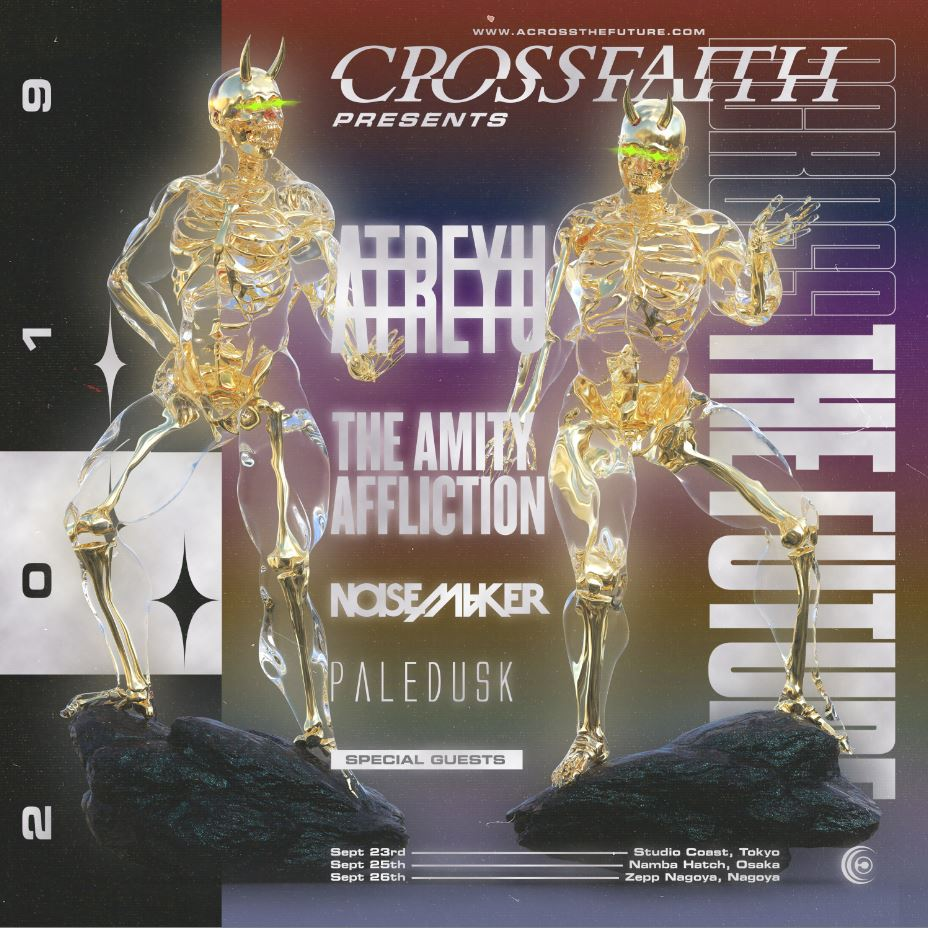 CROSSFAITH ACROSS THE FUTURE 2019
