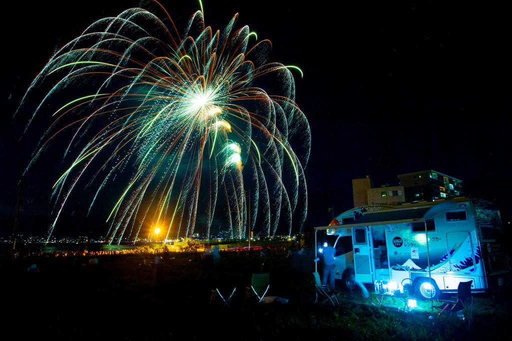 "Omagari Fireworks - Autumn Chapter - ""Fireworks Theater ~Manyo no Hibiki~"""