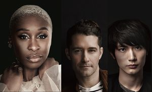 AN EVENING WITH CYNTHIA ERIVO FEATURING SPECIAL GUESTS MATTHEW MORRISON&HARUMA MIURA