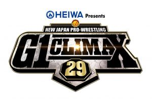 New Japan Pro-Wrestling「HEIWA Presents G1 CLIMAX 29」