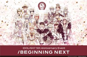 [Streaming+] IDOLiSH7 5th Anniversary Event