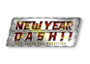New Japan Pro-Wrestling 「NEW YEAR DASH!!」